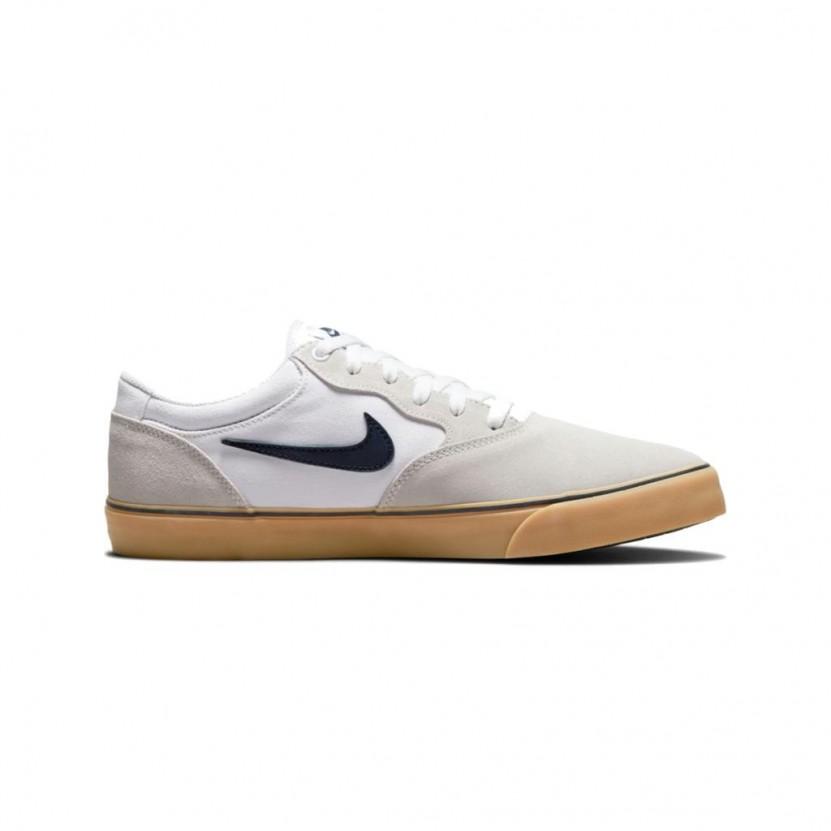Zapatillas Nike SB Chron 2 Blancas