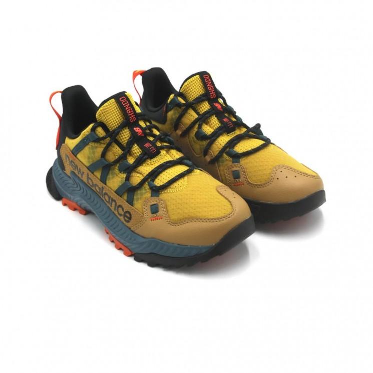 Zapatillas New Balance Shando Amarillas