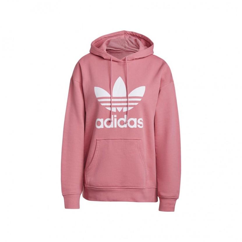 Sudadera Adidas TRF Hoodie Rosa