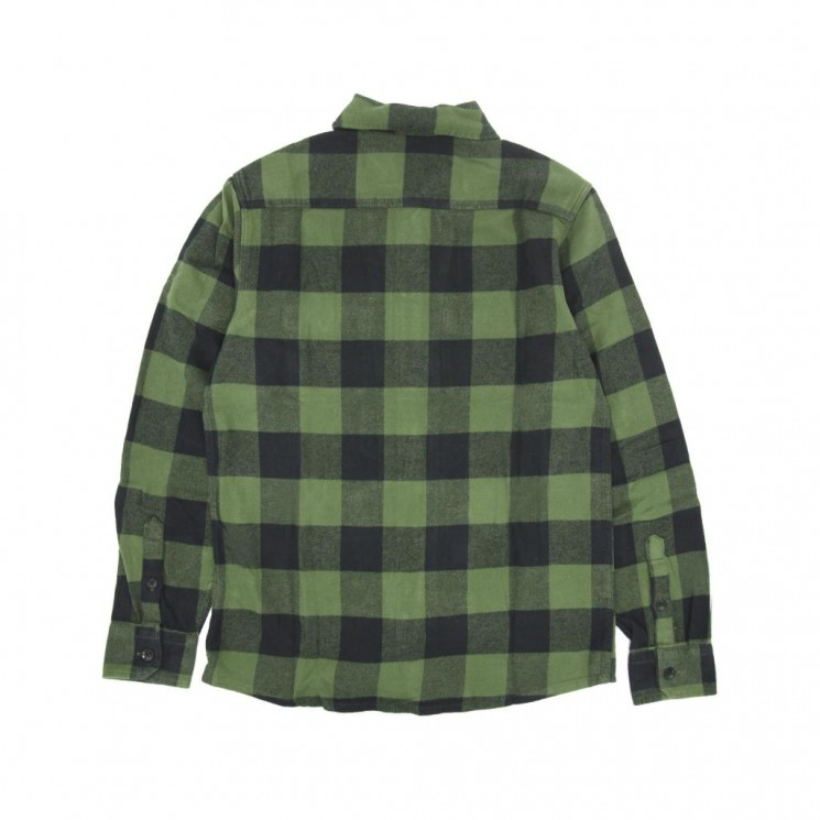 Camisa Dickies New Sacramento Shirt Verde Negro