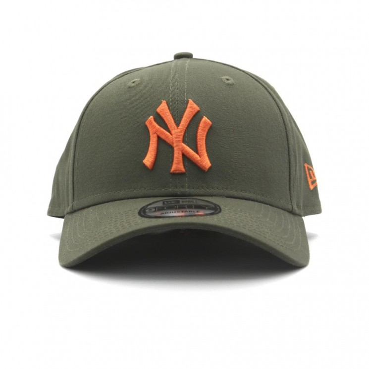 Gorra New Era League Essential 9Forty NY Yankees Verde