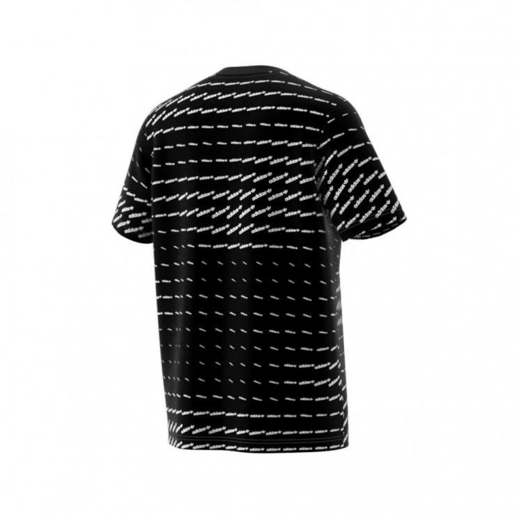 Camiseta Adidas Mono Tee Negra