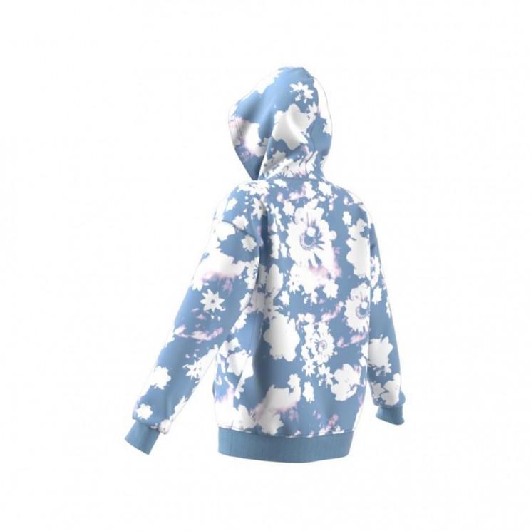 Sudadera Adidas Hoodie Azul