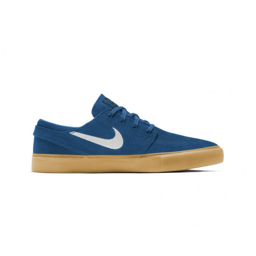 Zapatillas Nike SB Zoom Stefan Janoski RM Azules