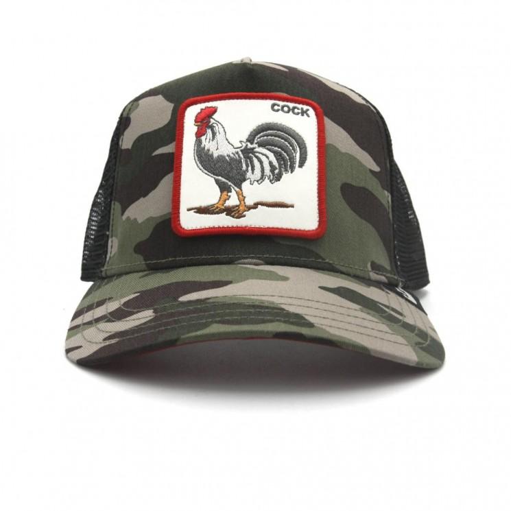 Gorra Goorin Bros Rooster Camuflaje