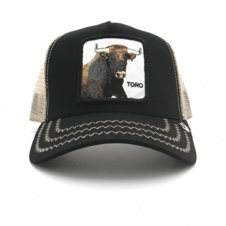 Gorra Goorin Bros That s Bull Negra