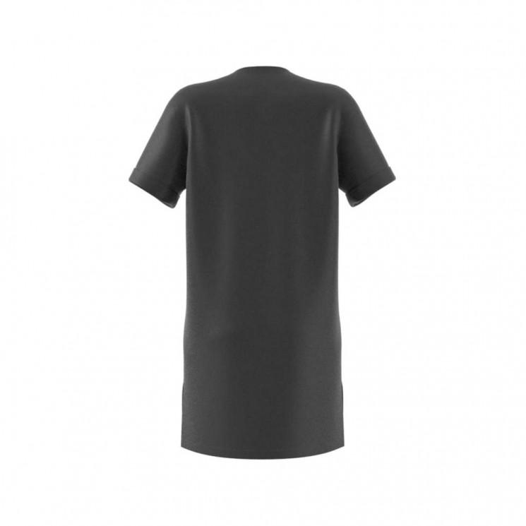 Camiseta Adidas Tee Dress Negra