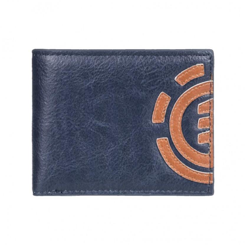 Cartera Element Daily Wallet Azul