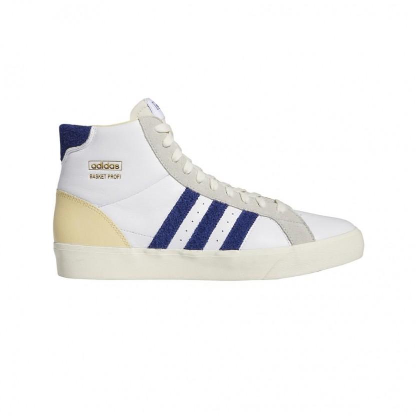 Zapatillas Adidas Basket Profi Blancas