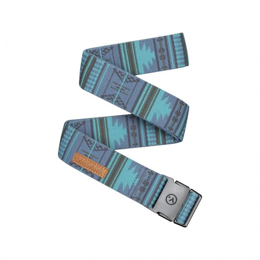 Cinturon Arcade Ranger Slim Azul
