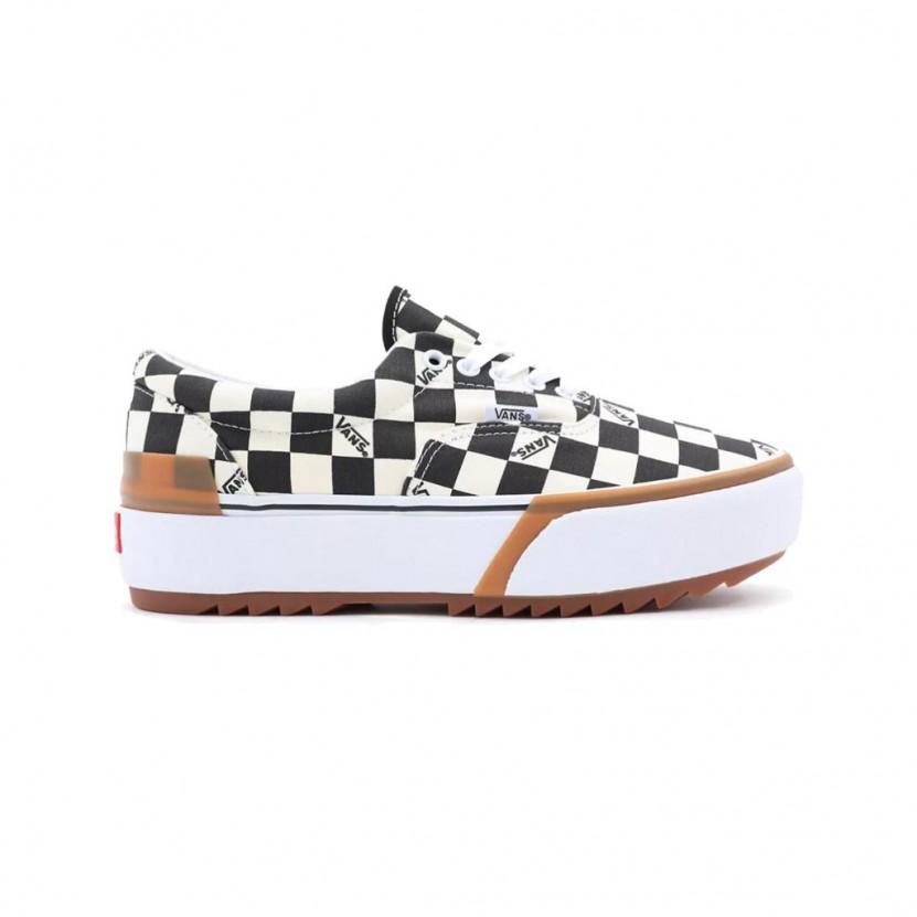 Zapatillas Vans Era Stacked Checkboard