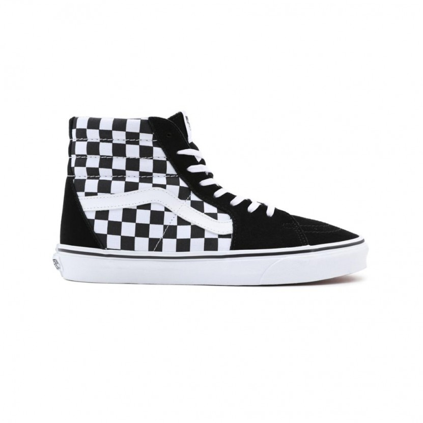 Zapatillas Vans SK8 Hi Checkboard