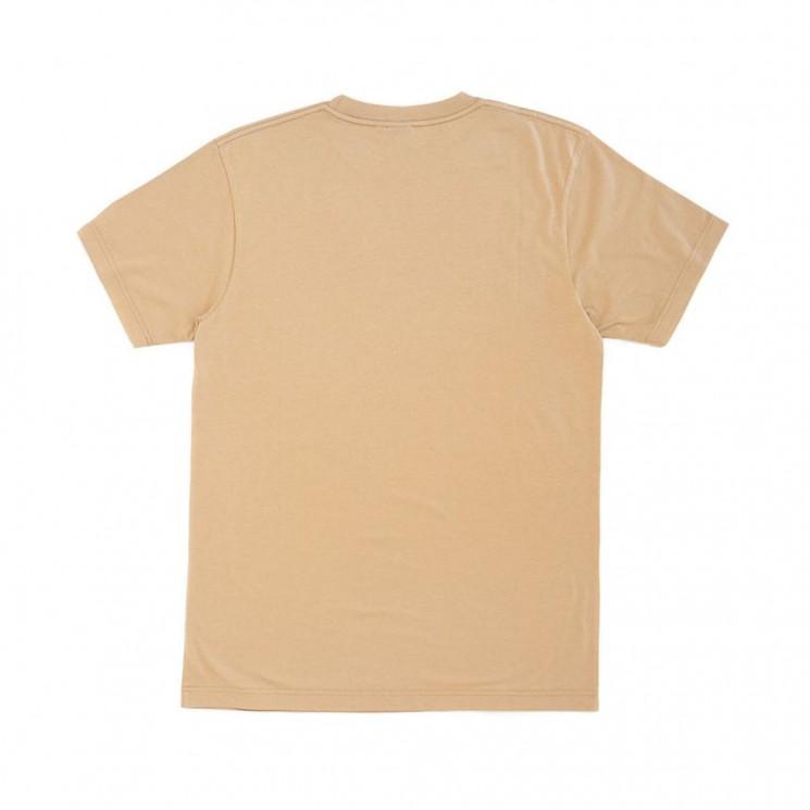 Camiseta Deus Parilla Wildcat Tee Beige