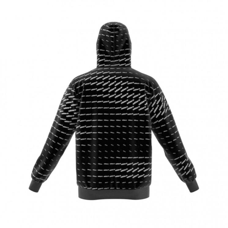 Sudadera Adidas Mono Hoody Negra
