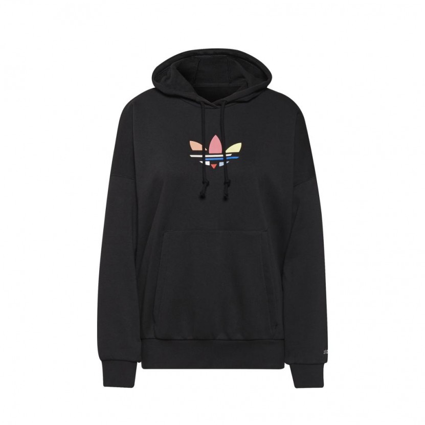 Sudadera Adidas Hoodie Negra