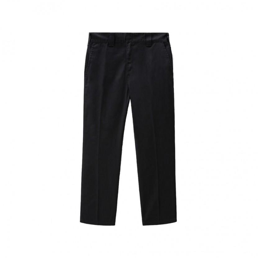 Pantalon Dickies Slim Fit Work Pant Negros