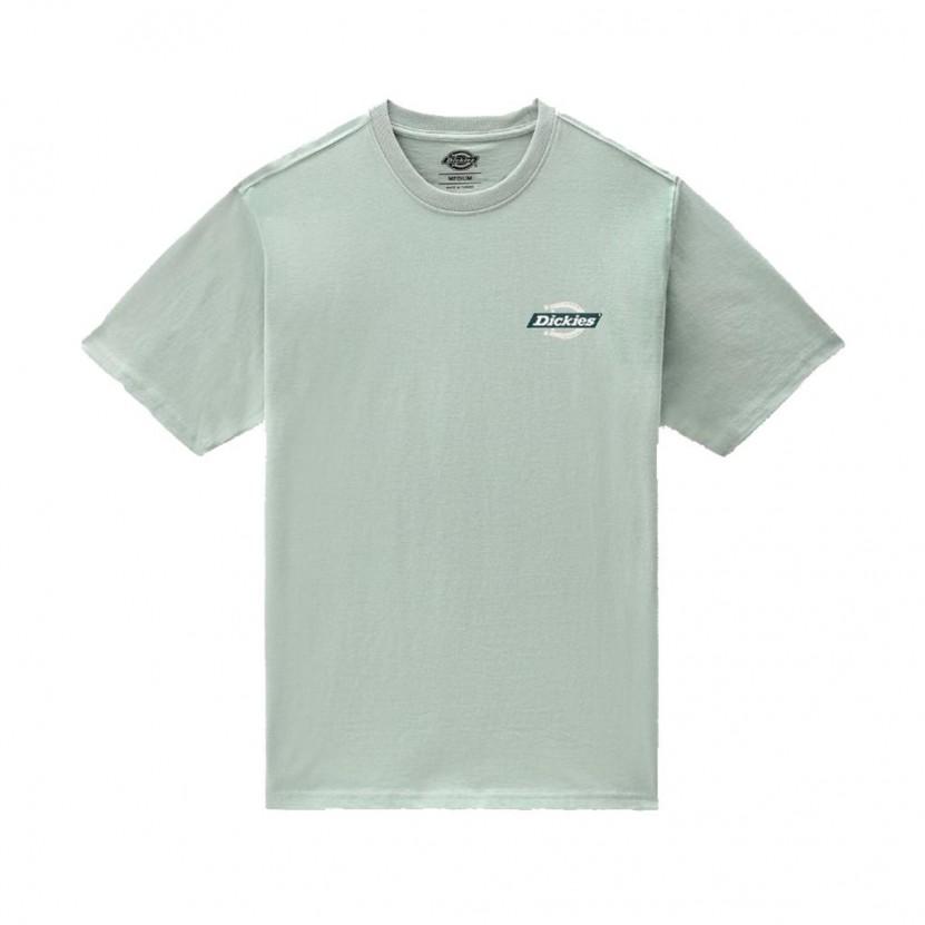 Camiseta Dickies SS Ruston Tee Verde