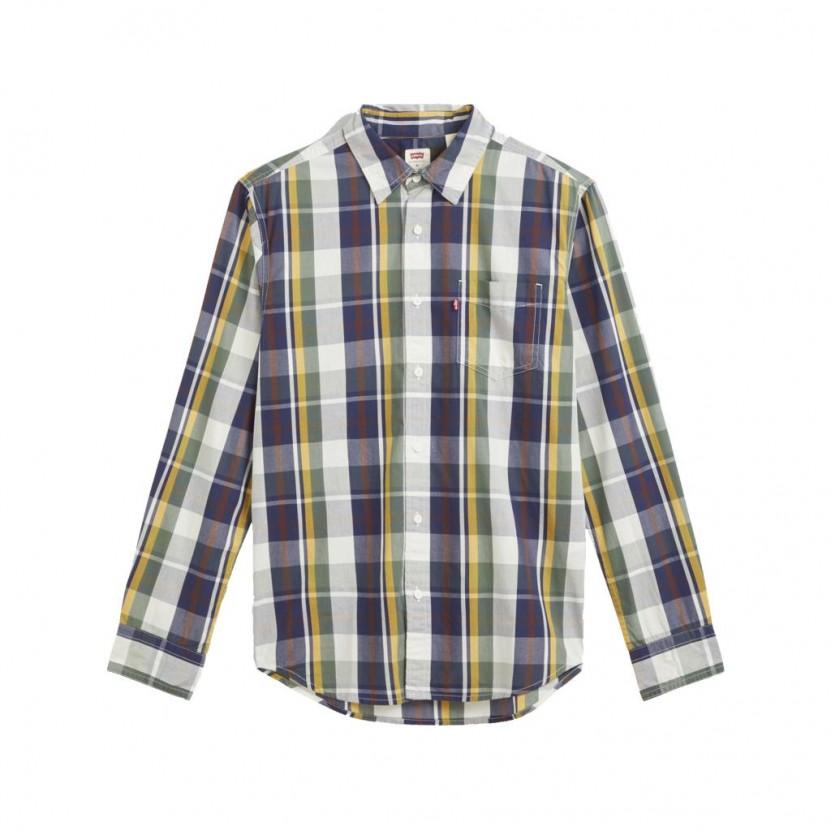 Camisa Levis Classic 1 PKT Standard