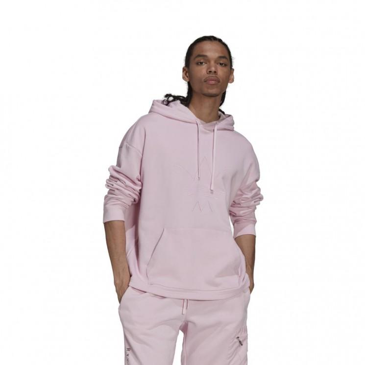 Sudadera Adidas GRX Hoody Rosa