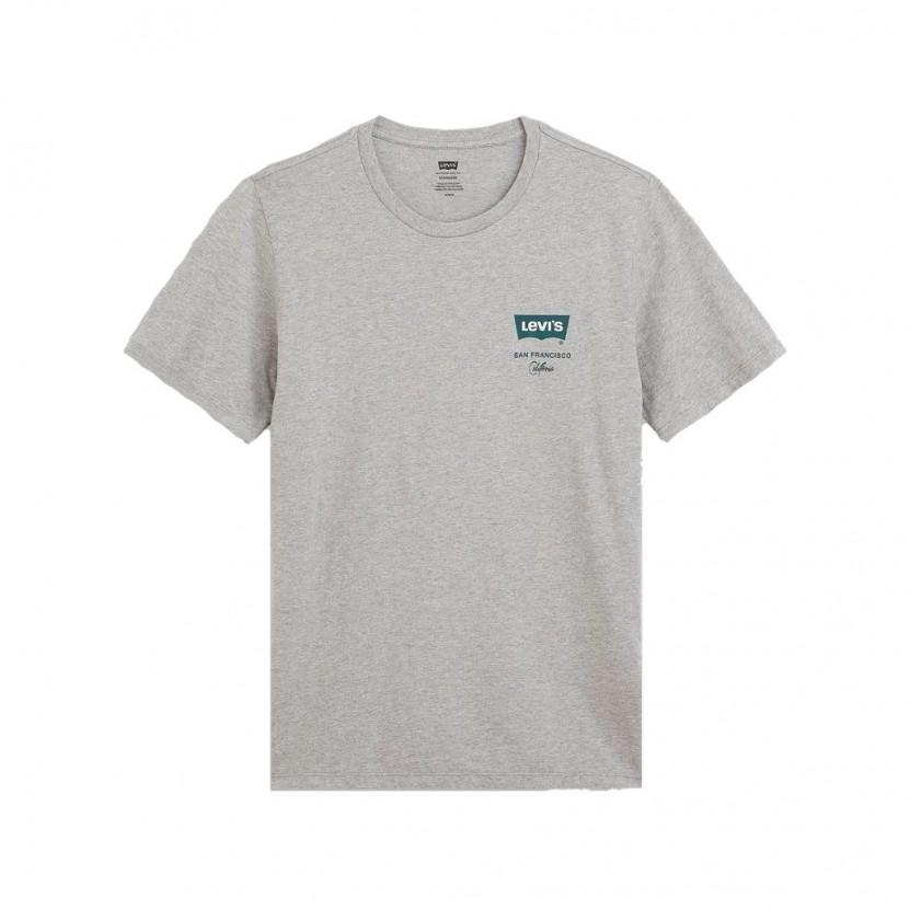 Camiseta Levis Housemark Graphic Tee Gris