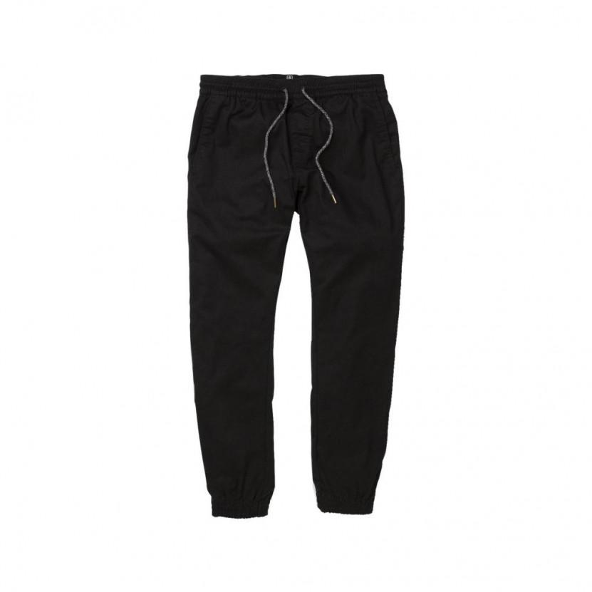 Pantalon Volcom Frickin Slim Jogger Negro