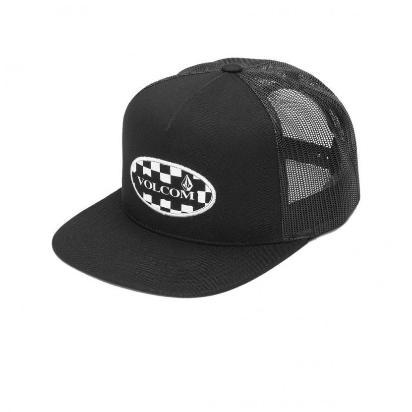 Gorra Volcom Wilmer Cheese Hat Negra