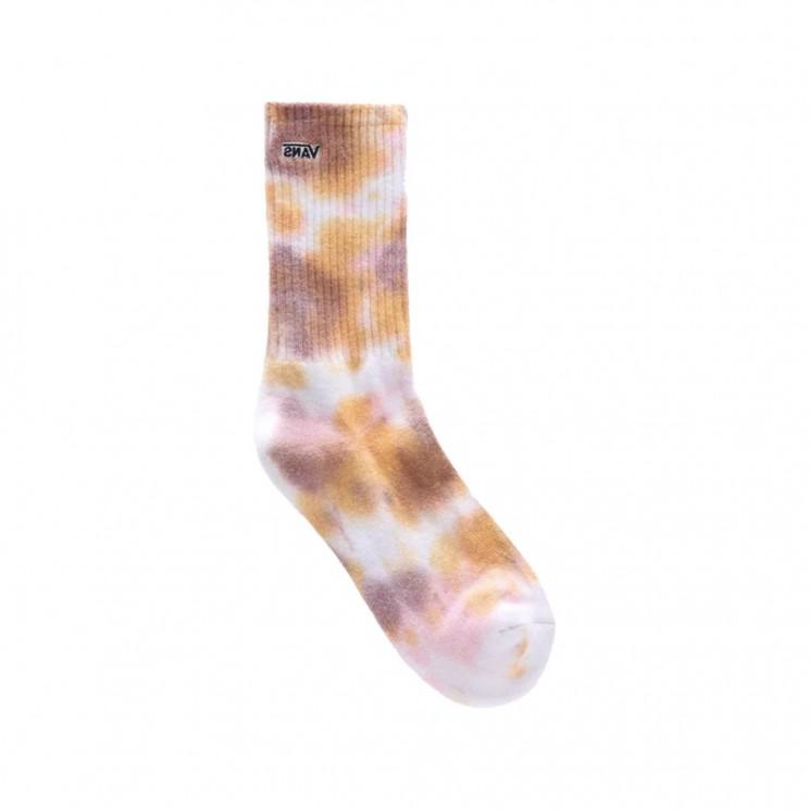 Calcetines Vans WM Tie Dye Crew Sock