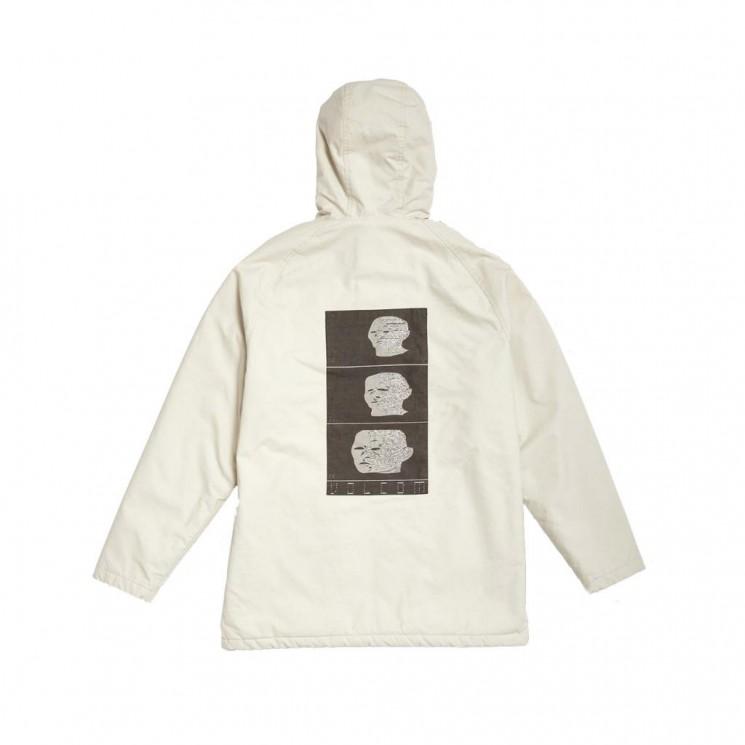 Parka Volcom Volster Jacket Blanca