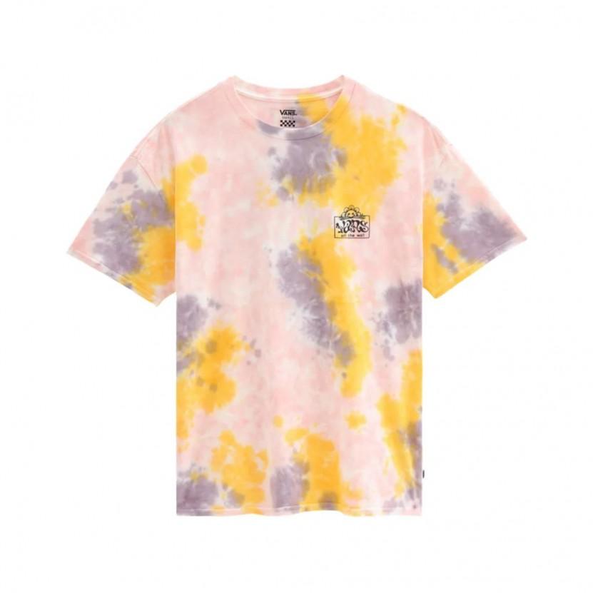 Camiseta Vans WM Mascy Grunge Wash