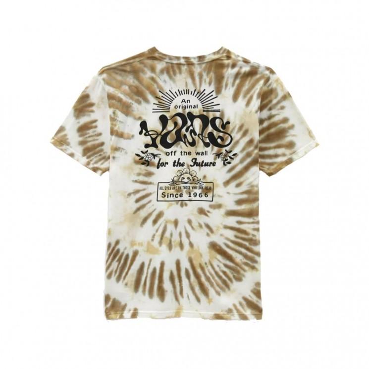 Camiseta Vans MN Look Ahead Tye Die SS