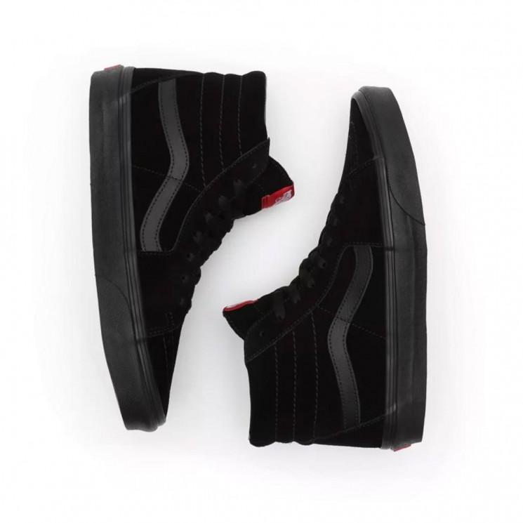 Zapatillas Vans SK8 Hi Negras
