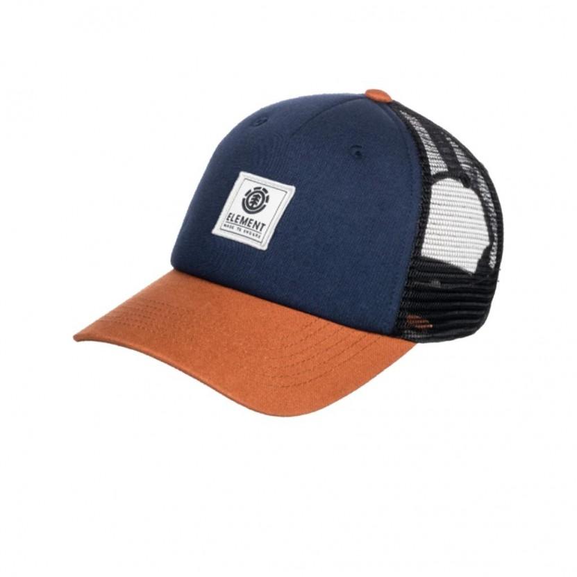 Gorra Element Icon Mesh Cap Azul