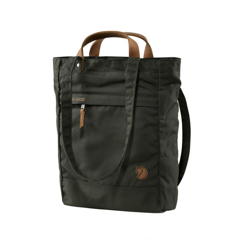Bolso Fjall Raven Totepack NO1 Small Verde
