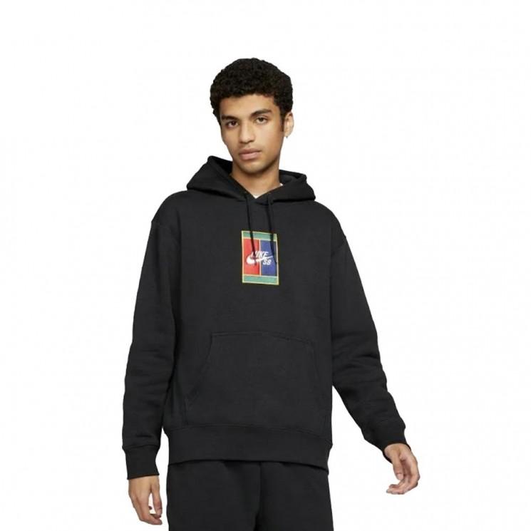 Sudadera Nike SB GFX Hoodie 1 Negra