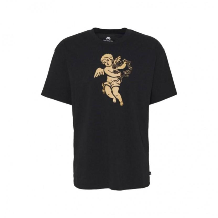 Camiseta Nike SB Tee Cherub Negra
