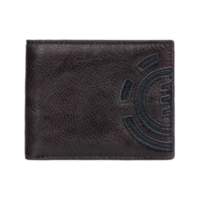 Cartera Element Daily Wallet Negra
