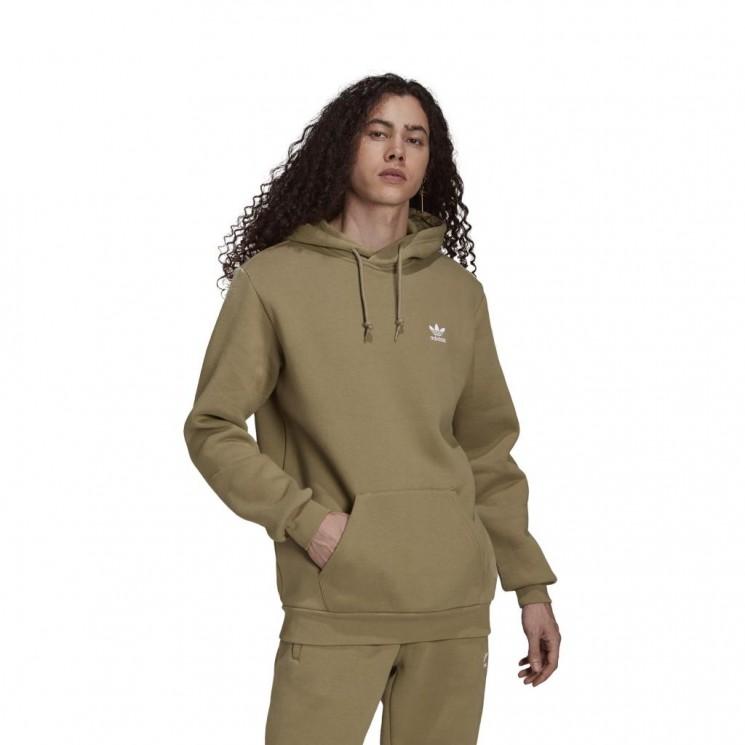 Sudadera Adidas Essential Hoody Verde