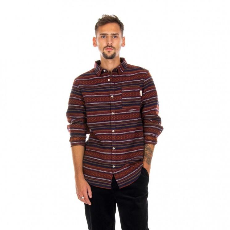 Camisa Iriedaily Insito Stripe Shirt
