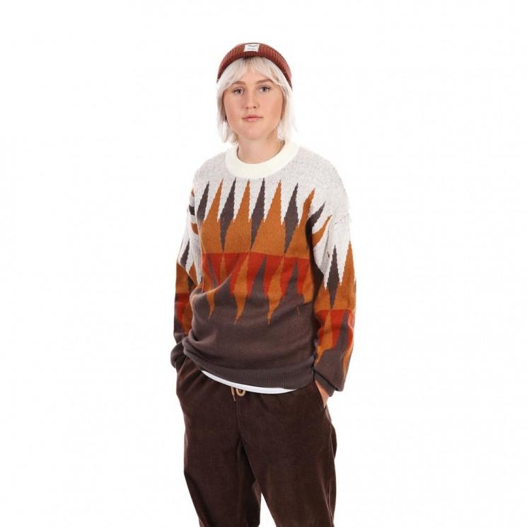 Jersey Iriedaily Fady Knit