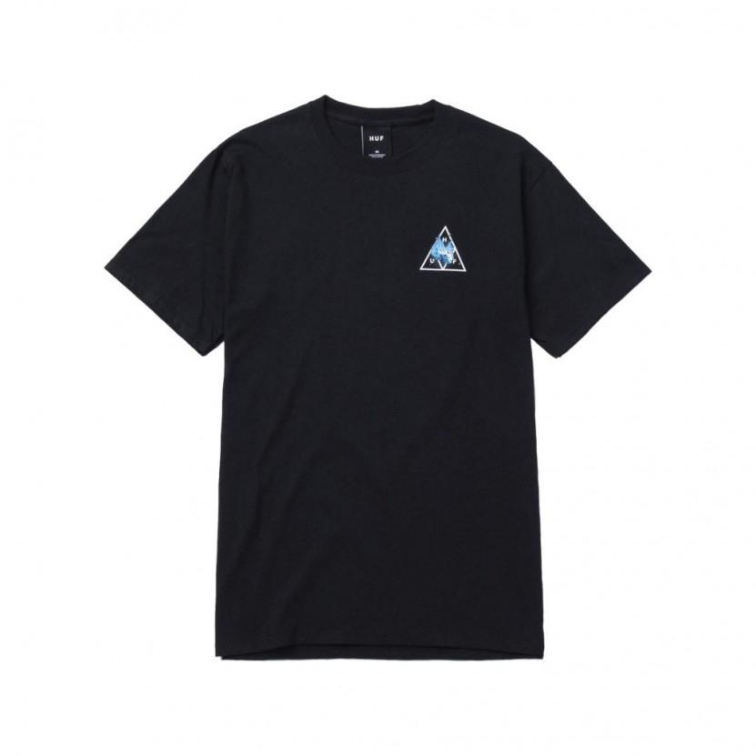 Camiseta HUF Hot Dice TT S S Tee Negra
