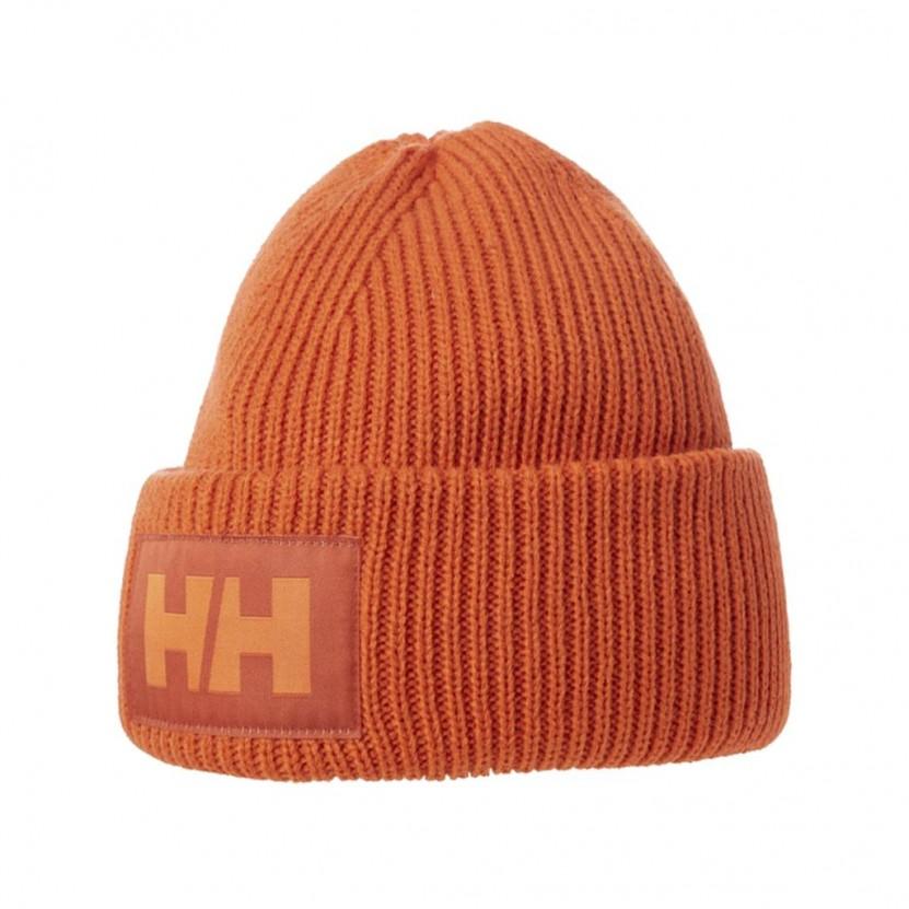 Gorro Helly Hansen HH Box Beanie Naranja