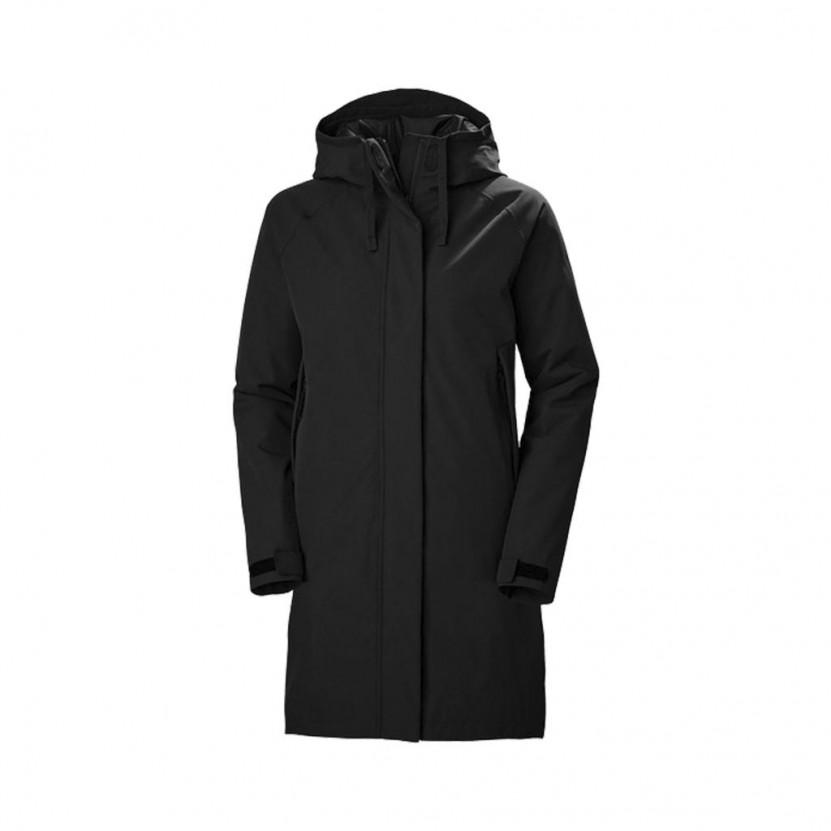 Parka Helly Hansen W Mono Material Insulated Rain Coat
