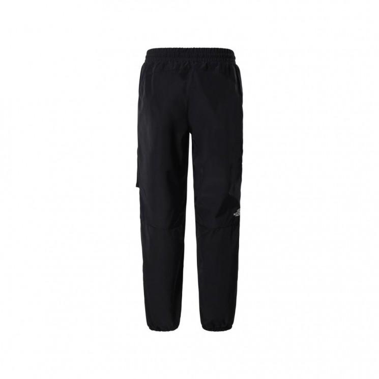 Pantalon The North Face W BB Ripstop Wind Pant Negro