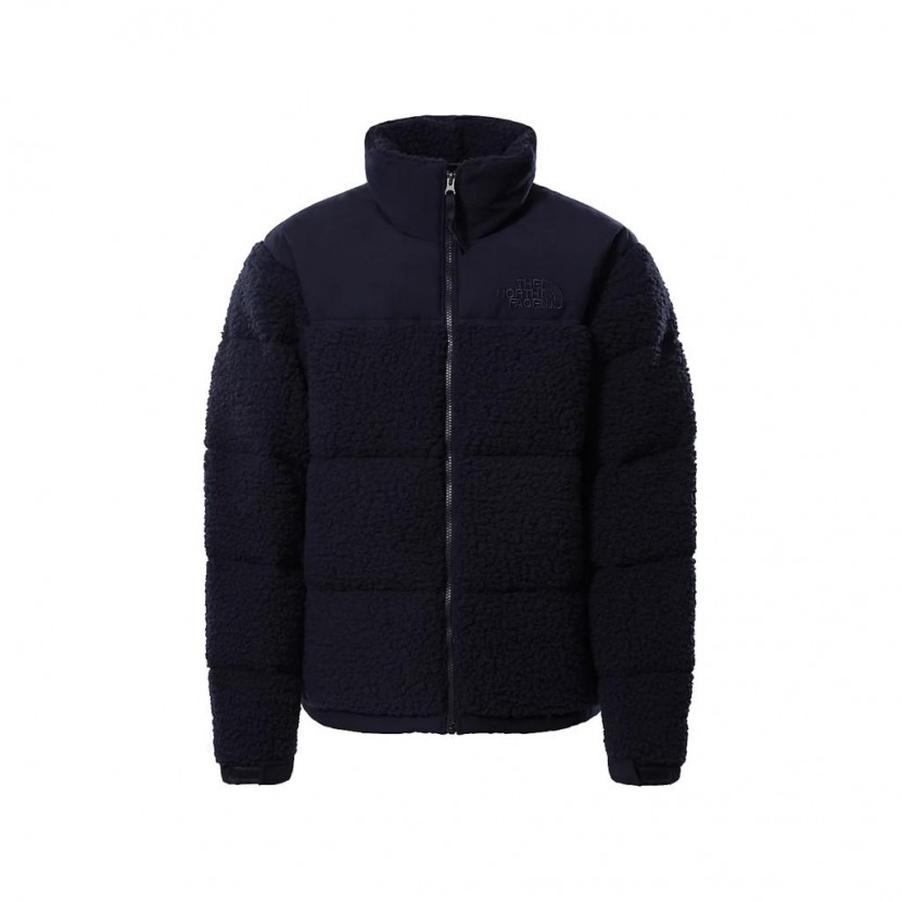 Plumifero The North Face M Sherpa Nuptse Jacket Azul
