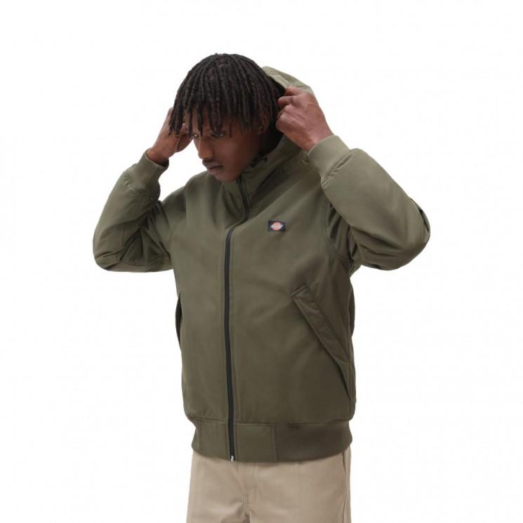Cazadora Dickies New Sarpy Jacket Verde