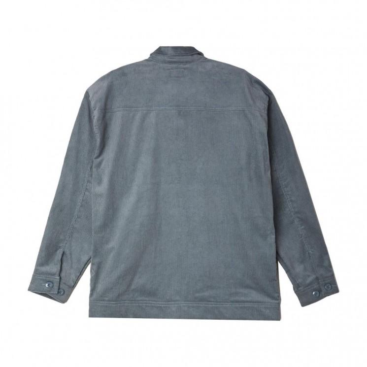 Cazadora Obey Marquee Shirt Jacket Verde