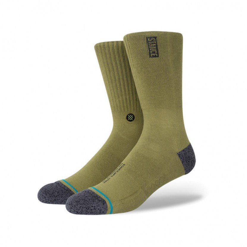 Calcetines Stance Street Ops Verdes