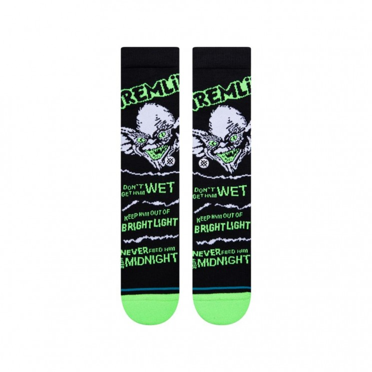 Calcetines Stance Bright Light Negros