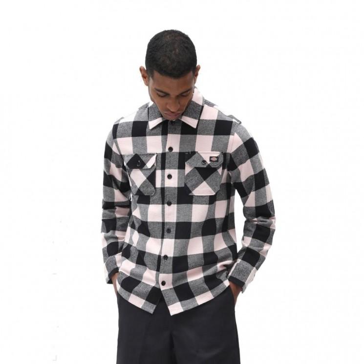 Camisa Dickies New Sacramento Shirt Rosa
