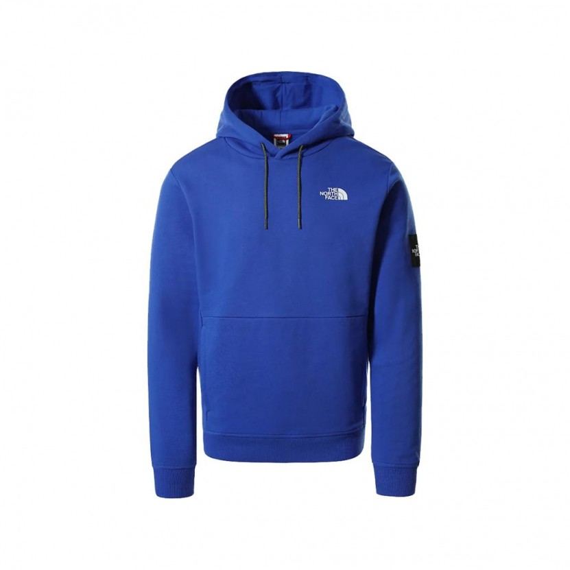 Sudadera The North Face M BB Search Rescue Hoodie Azul